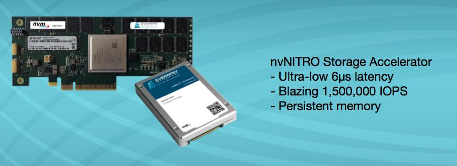Everspin发布NMVe加速卡以及连接FPGA和MRAM的全新脚本