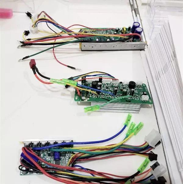 电动车控制器方案