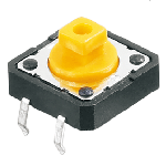 12*12MM Tactile Switches RTS(M)(A)(T)(G)(P)-2
