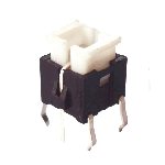 Illuminated Tactile Switches R592/R592B