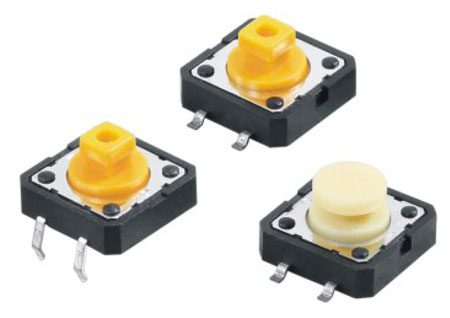 12*12MM Tactile Switches Figure RTS(M)(A)(T)(G)(P)-2