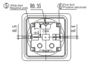 Switch R2590/91 Structure Diagram