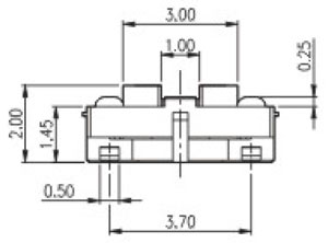 Switch R2992 Structure Diagram