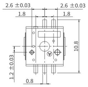 开关R2990L结构图