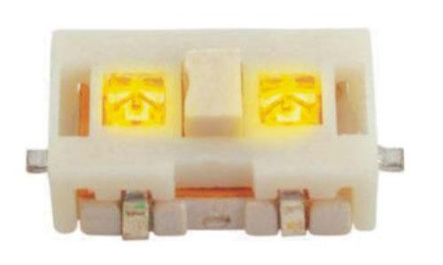 Illuminated Tactile Switches R2998 Figure