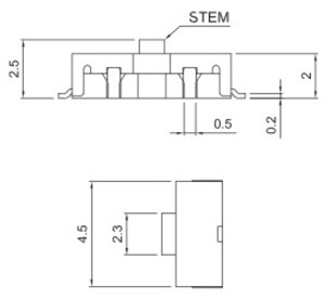 Switch R2998 Structure Diagram