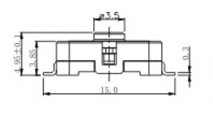 Switch Structure Diagram RTR-85/12