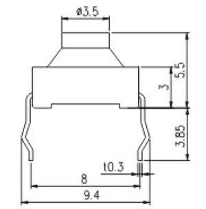 密封型防水RTR-8结构图