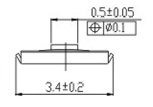 Ultra Low Profile Switches R11 Structure Diagram