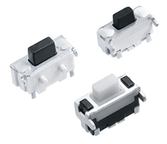 Mini Horizontal Push Tactile Switches R10 Figure