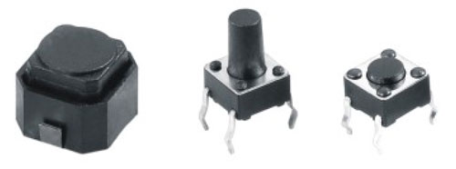 4.5*4.5MM Tactile Switches Figure RTS(M)(A)-4/R0088