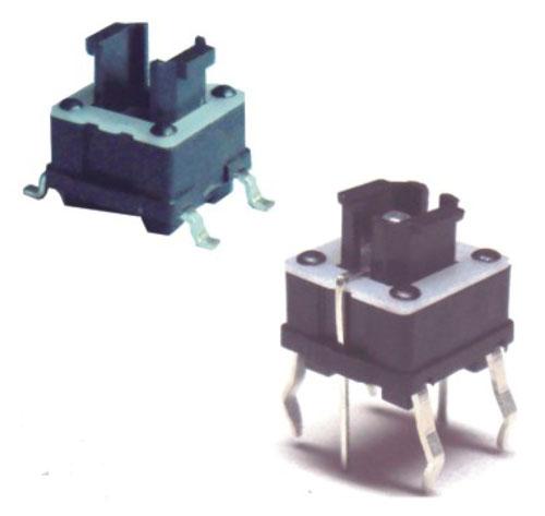Illuminated Tactile Switches R591 Figure