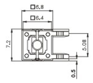 Switch R591 Structure Diagram