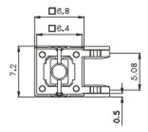 开关R591结构图