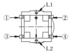 R591B Structure Diagram