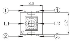 开关R593结构图