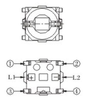 开关R596B结构图