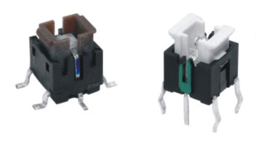 Illuminated Tactile Switches Figure R597
