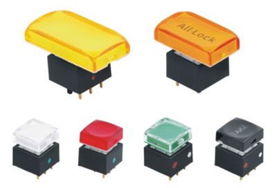 Illuminated Push Button Switches R2915(A)Figure