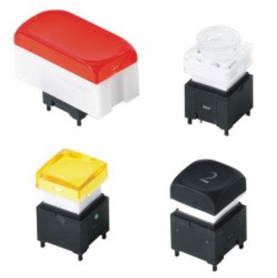 Illuminated Push Button Switches R292 Figure