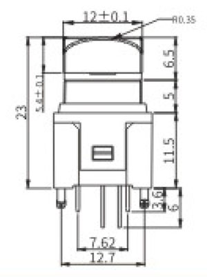 Switch R292 Structure Diagram
