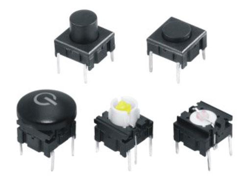Illuminated Tactile Switches R2091 Figure