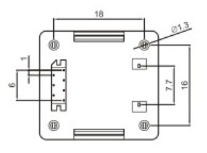 开关RS998结构图
