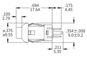 开关R2902A结构图