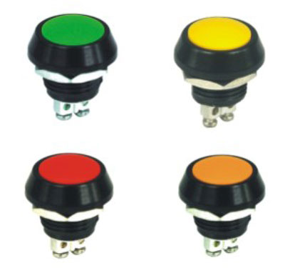 Illuminated Push Button Switches R0195 Figure