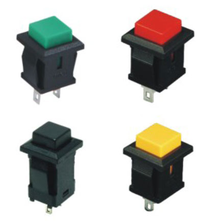 Push_Button Switches R0194 Figure