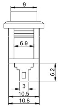 Switch R0194 Structure Diagram