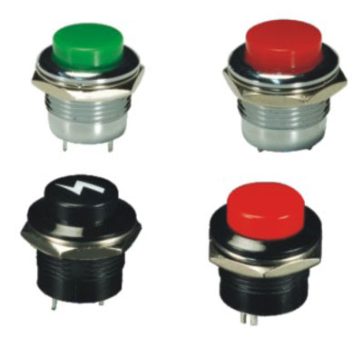 Push_Button Switches R0197 Figure