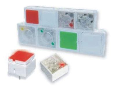 Illuminated Key Switches R2092 Figure