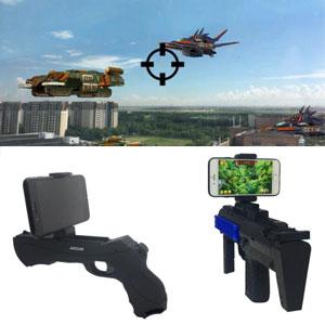 上海巨微蓝牙芯片增强现实(AR)游戏枪解决方案