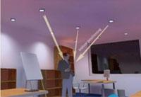 上海巨微蓝牙芯片BLE-Beacon室内定位和信标解决方案