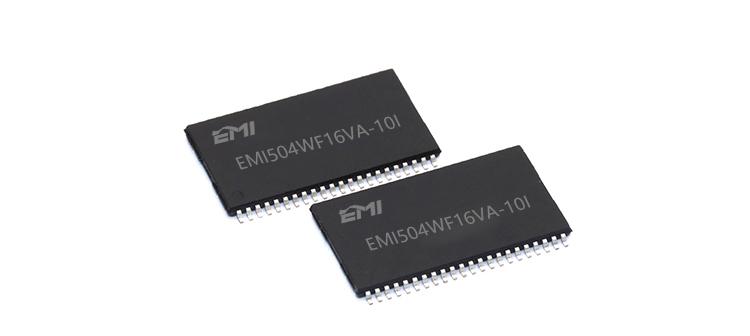 国产SRAM芯片储存器图片